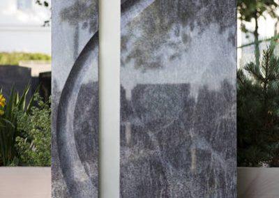 Orion Granit mit Nirostaelement